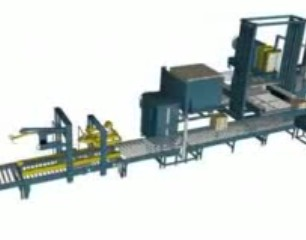 Subsequent packaging line