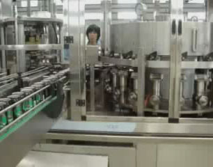 Easy pull cans Filling Line