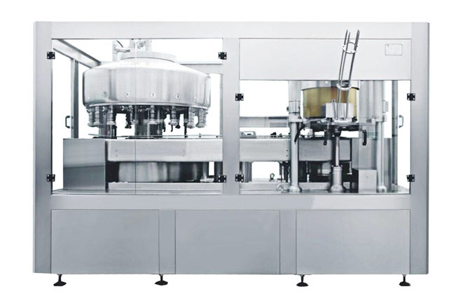 NO Carbonated drink Can filling sealing 2 in 1 machine