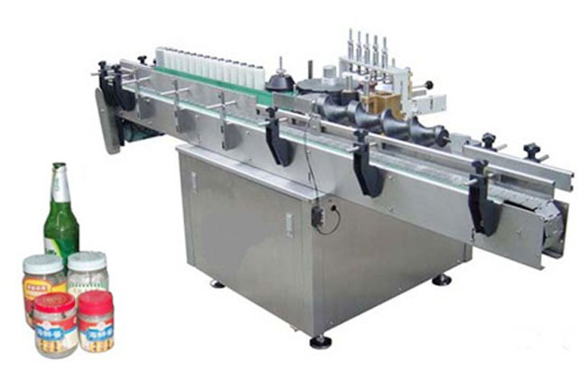 Cold glue labeling machine